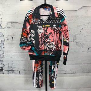 Adidas Original Track Suit Firebird Trefoil 180